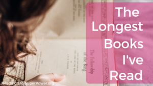 Top Ten Tuesday: The Longest Books I've Read