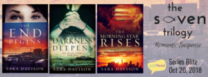 Series Spotlight (and a Giveaway!): The Seven Trilogy by Sara Davison