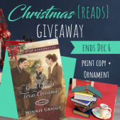 It's Beginning to Look a Lot Like Christmas (Reads) GIVEAWAY: Once Upon a Texas Christmas