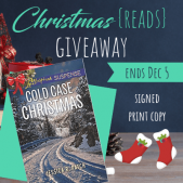 It's Beginning to Look A Lot Like Christmas (Reads) GIVEAWAY: Cold Case Christmas