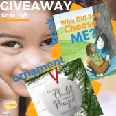 Book Spotlight (and a Giveaway!) Why Did You Choose Me? by Katie Cruice Smith