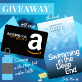 Book Spotlight (and a Giveaway!): Swimming In the Deep End by Christina Suzann Nelson