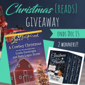 It's Beginning to Look a Lot Like Christmas (Reads) GIVEAWAY: A Cowboy Christmas & Christmas on the Frontier