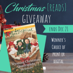 It's Beginning to Look a Lot Like Christmas (Reads) GIVEAWAY: Wyoming Christmas Quadruplets