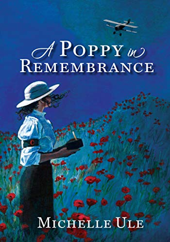 Author Interview And A Giveaway Michelle Ule A Poppy In