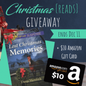 It's Beginning to Look a Lot Like Christmas (Reads) GIVEAWAY: Lost Christmas Memories