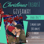 It's Beginning to Look a Lot Like Christmas (Reads) GIVEAWAY: Mistletoe Kiss