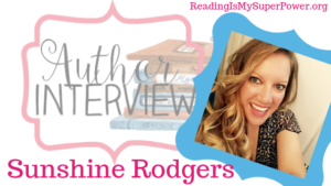 Author Interview (and a Giveaway): Sunshine Rodgers & After You