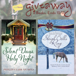 Author Interview (and a Giveaway!): Phyllis Clark Nichols & Silent Days, Holy Night