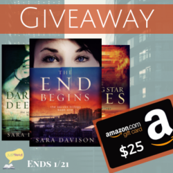 Series Excerpts (and a Giveaway!): The Seven Trilogy by Sara Davison