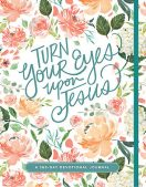 Book Review: Turn Your Eyes Upon Jesus devotional journal