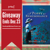 Author Interview (and a Giveaway!): Michelle Ule & A Poppy In Remembrance