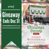 Guest Post (and a Giveaway!): Cindy Woodsmall & The Christmas Remedy