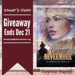 Author Interview (and a Giveaway!): Janalyn Voigt & Stagecoach to Liberty