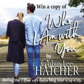 Author Interview (and a Giveaway!): Robin Lee Hatcher & Who I Am With You