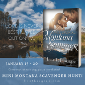 Mini Montana Scavenger Hunt Stop #3: Once Upon a Montana Summer excerpt & Giveaway