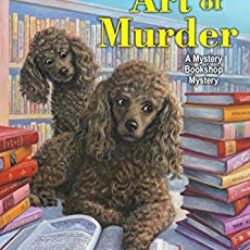 Book Review (and a Giveaway!): The Novel Art of Murder by V.M. Burns