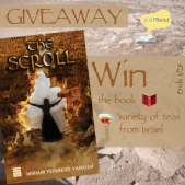 Book Spotlight (and a Giveaway!): The Scroll by Miriam Feinberg Vamosh