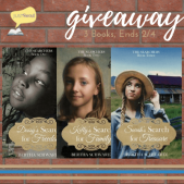 Book Excerpt (and a Giveaway!): Sarah's Search for Treasure by Bertha Schwartz