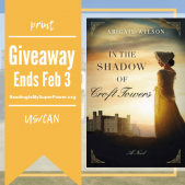 Author Interview (and a Giveaway!): Abigail Wilson & In the Shadow of Croft Towers