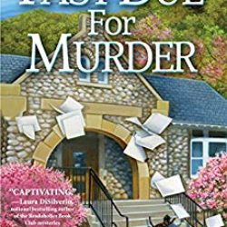 Book Review (and a Giveaway!): Past Due for Murder by Victoria Gilbert