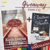 Book Spotlight (and a Giveaway!): The Sewing Sisters' Society by Ruth Logan Herne
