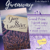 Book Excerpt (and a Giveaway!): Grace & Lavender by Heather Norman Smith