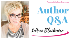 Author Interview: LeAnne Blackmore & God's Name Is A Tower