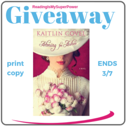 Author Interview (and a Giveaway!): Kaitlin Covel & Atoning For Ashes