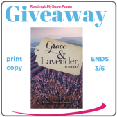 Author Interview (and a Giveaway!): Heather Norman Smith & Grace and Lavender