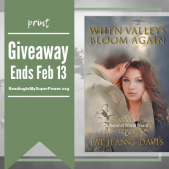 Author Interview (and a Giveaway!): Pat Jeanne Davis & When Valleys Bloom Again