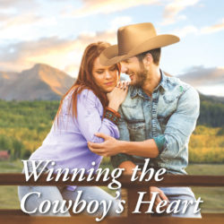 Book Review (and a Giveaway!): Winning the Cowboy's Heart by Karen Rock