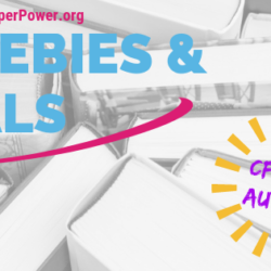 #CFRR2019 Author Deals and Freebies