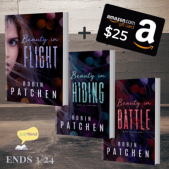 Series Spotlight (and a Giveaway!): Beauty in Flight series by Robin Patchen