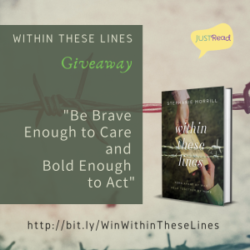 Book Spotlight (and a Giveaway!): Within These Lines by Stephanie Morrill