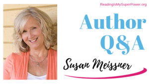 Author Interview: Susan Meissner & The Last Year of the War