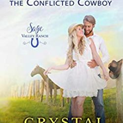Book Review: Romancing the Conflicted Cowboy by Crystal Walton