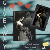Author Interview (and a Giveaway!): Allison Wells & War-Torn Heart