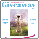 Guest Post (and a Giveaway!): Sarah E. Ladd & The Governness of Penwythe Hall