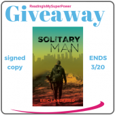 Author Interview (and a Giveaway!): Eric Landfried & Solitary Man