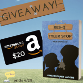 Book Spotlight (and a Giveaway!): RES-Q Tyler Stop by June McCrary Jacobs