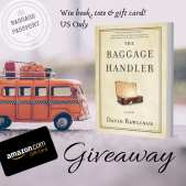 Book Spotlight (and a Giveaway!): The Baggage Handler by David Rawlings