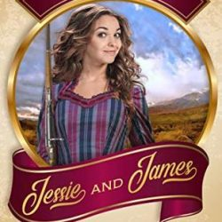 Book Review (and a Giveaway!): Jessie and James by Jennifer Beckstrand