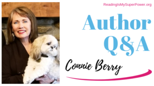 Author Interview (and a Giveaway!): Connie Berry & A Dream of Death