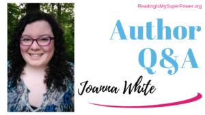 Author Interview: Joanna White & Hunter