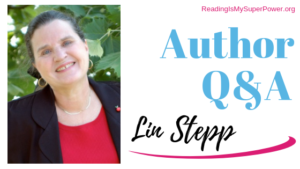 Author Interview: Lin Stepp & two new releases!
