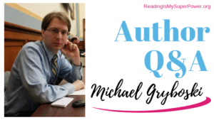 Author Interview: Michael Gryboski & A Spiral Into Marvelous Light