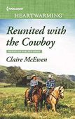 Book Review (and a Giveaway!): Reunited With the Cowboy by Claire McEwen