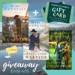 Book Spotlight (and a Giveaway!): The Unexpected Champion by Mary Connealy