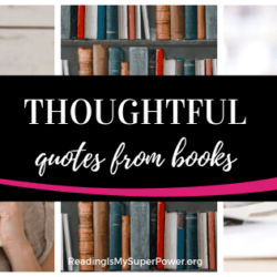 Top Ten Tuesday: Thoughtfully Said
